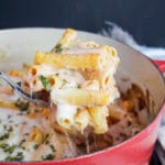ziti in a pot