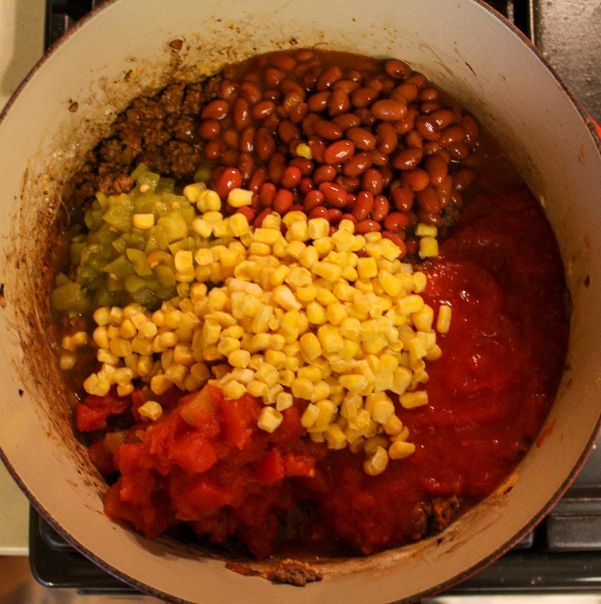 soup ingredients cooking