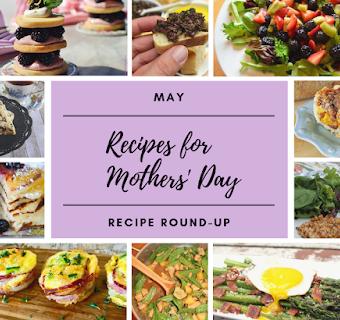recipe collage