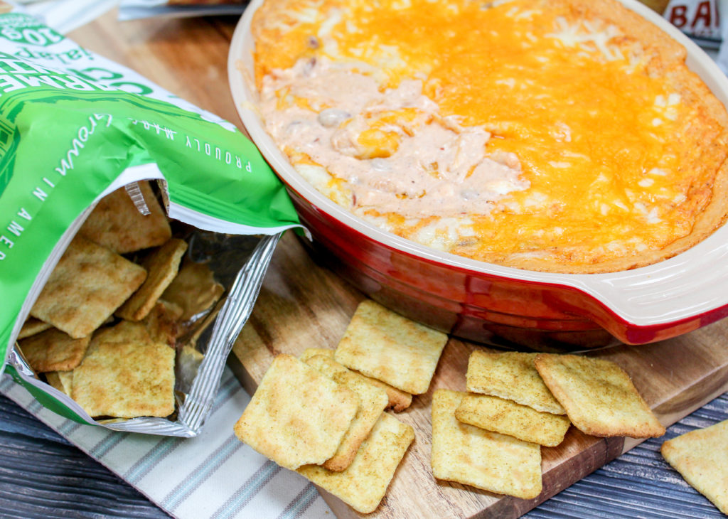baked dip in a dish