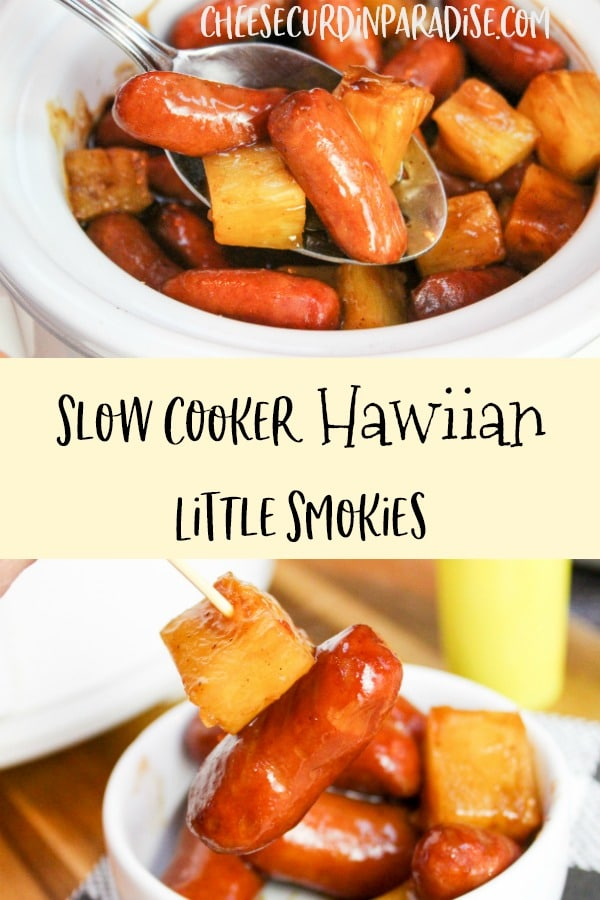 smoked sausage in a slow cooker