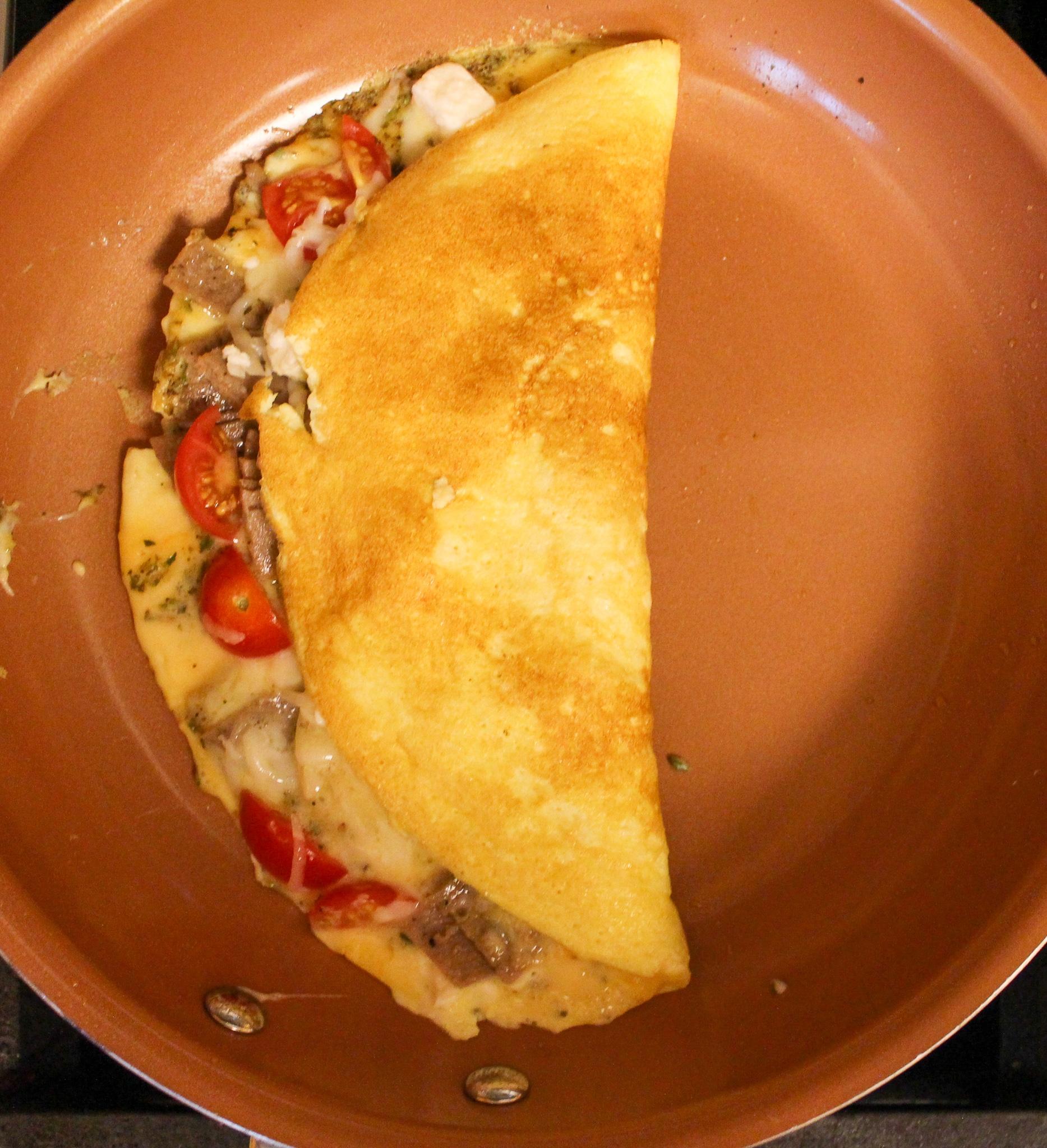 Omelette Prep