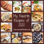 collage of recipe